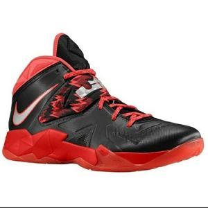 LEBRON's Nike Zoom Soldier VII  (12)